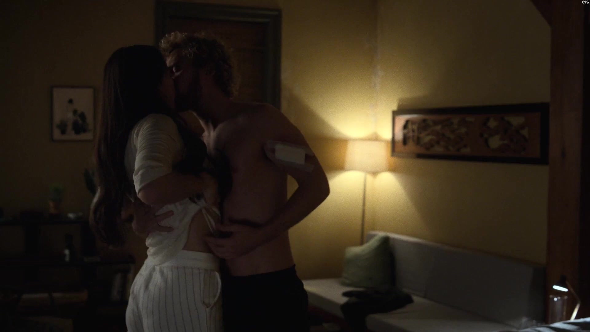 Iron Fist S01E07 (2017) – Jessica Henwick Nude Scene Video